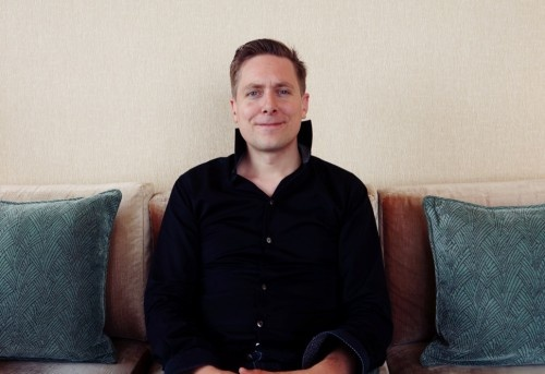 Unity CEO,David Helgason