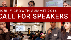 MGS2018 Call For Speakers Banner